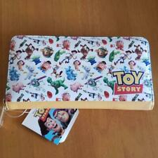 Disney Long Wallet Toy Story Buzz Woody Kids Ladies Coin Case w/tracking