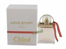 Chloe Love Story Eau Sensuelle byChloe Edp 1.7/1.6oz Spray For Women New In Box