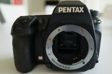 PENTAX K-5 16.3MP Digital SLR Camera - Black (Body Only)
