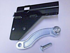 BHQ710040 Front RH Door Checker & Bracket Assembly Landrover Defender