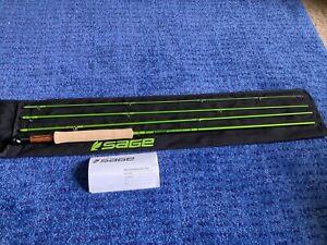 sage mod fly fishing rod 486-4 new