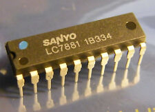 2x LC7881 Dual Channel 16bit Audio DAC, Sanyo