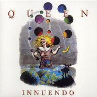 Queen Innuendo (1991, & calendar) [CD]