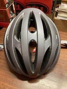 ! Bell Stratus MIPS Adult Road Bike Helmet Matte/Gloss Gray/Infrared Medium