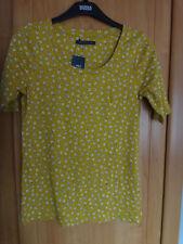 M & S Pure Cotton T-Shirt BNWT Size 12