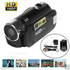 2,7 Zoll HD Kamera 1080P 16MP Video Camera LCD 8X Zoom Camcorders Recorder DVR