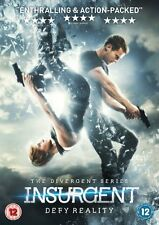 INSURGENT  BRAND NEW SEALED GENUINE UK DVD