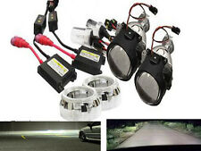 "Mini 2.5"" Bi-Xenon Retrofit Projector Lens w/H1 HID Conversion Kit, Shroud Combo"