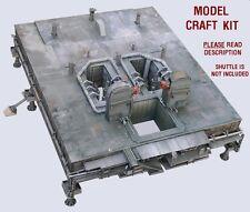 Space Shuttle Mobile Launcher Platform (MLP) for Revell w/Boosters 144 Model Kit