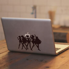 Sailor Moon Senshi Warriors for Apple Macbook Air/Pro Laptop Vinyl Decal Sticker