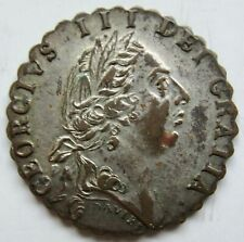 Great Britain Middlesex National Series Halfpenny 1/2d Token BRITONS REJOICE
