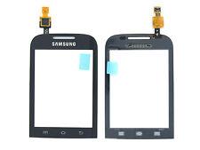 Genuine Samsung Galaxy Chat B5330 Black Touchscreen / Digitizer - GH59-12412C