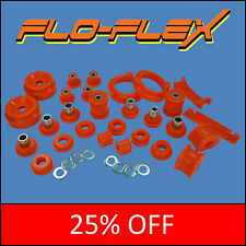Ford Escort RS Turbo Series 2 Front & Rear Bushes in Poly - Sale