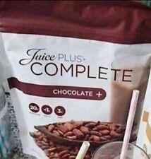 Juice Plus Complete CIOCCOLATO frullati con frullati recipies, detox e farina di Piano