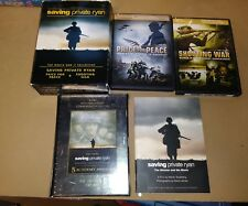 Saving Private Ryan The World War II Collection (DVD, 2004, 4-Disc Set) Freeship
