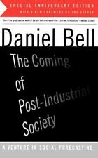 The Coming Of Post-industrial Society (Harper Colophon Books), Daniel Bell, 0465
