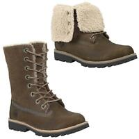 Timberland Auth 6 Inch Shearling Kinder Boot Stiefel Kinderstiefel Winterstiefel