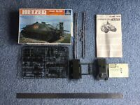 Italeri 1:35 Hetzer Jagdpanzer 38t kit #209