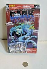 Dark Dominion zero issue Trading Cards Factory Sealed box Quantum View lens