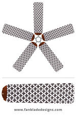 Fleur de Lis  Ceiling Fan Blade Covers