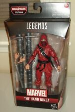 "Marvel Legends 6"" BAF STILTMAN Spider-Man Into The Spider-Verse THE HAND NINJA"