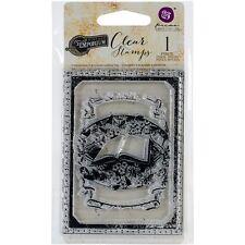 Prima Marketing Vintage Emporium Clear Stamps - 538664