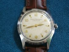 Nice Vintage 1960s Girard Perregaux Gyromatic S.S. 17J Automatic Men's Watch