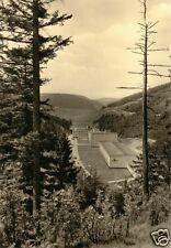 AK, Luisenthal Thür. Wald, Blick zur Ohra-Talsperre, 1971