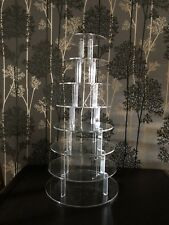 8 Tier Acrylic Cup Cake Stand