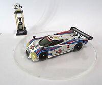 LANCIA LC2 #4 Le Mans 1984 MARTINI Built Monté Kit 1/43 no spark minichamps