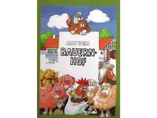 Auf dem Bauernhof - mit dem Namen Ihres Kindes im Buch! Personalisiertes Buch