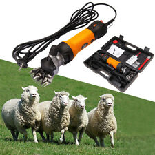 Ridgeyard 380W Sheep Shears Clippers Goat Shave Grooming Farm Supplies Livestock