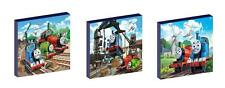 THOMAS THE TANK ENGINE  SET B CANVAS WALL ART PLAQUES/PICTURES