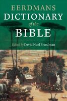Eerdmans Dictionary of the Bible, Paperback by Freedman, David Noel (EDT); My...