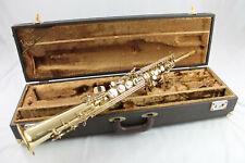 "SELMER sopran saxophone se-s2l Set, ""Super Action 80"" Série II, goldlack-Neuf"