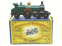 Matchbox Lesney Y14-1 1903 Duke of Connaught Locomotive In Type 'C' Box