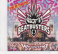 Beatbusters-Wrijving cd single