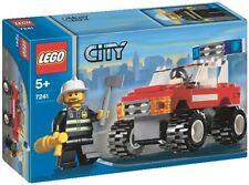 Lego 7241 Coche de bomberos