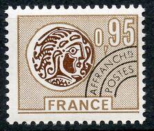 TIMBRE FRANCE NEUF PREOBLITERE N° 143 ** / MONNAIE GAULOISE