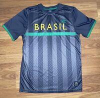Umbro Mens Brasil Soccer Jersey sz Small