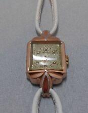Zarja Damenarmbanduhr, CCCP Sowjetunion 32 mm x 17 mm