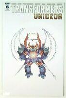 Transformers Unicron #6 RE Cover Prestige Format IDW Comic Book NM