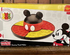 New listing Disney Mickey Mouse Gummy or Chocolate Treat Maker
