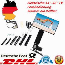 Elektrisch höhenverstellbarer TV Lift Standfuß Flachbildschirme 500Mm Hublänge