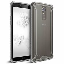 Poetic For LG Stylo 3 TPU Bumper Slim Shockproof Cover Case Clear