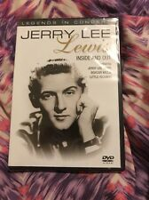 JERRY LEE LEWIS- INSIDE AND OUT- ( DVD)- NEW AND SEALED- REGION 2