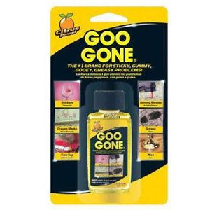 Goo Gone - 30ml (1oz) - Ink, Tar, Sticker, Gum Remover - Official UK Supplier