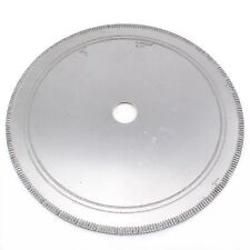 "24"" inch 600mm Ultra-Thin Notched Lapidary Rock Diamond Saw Blade  1"" Arbor"