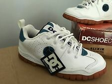 Vintage DC Shoe Co Elixir skateboarding 1997 Deadstock White size 11