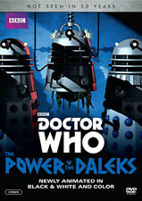 Doctor Who: The Power of the Daleks Dvd